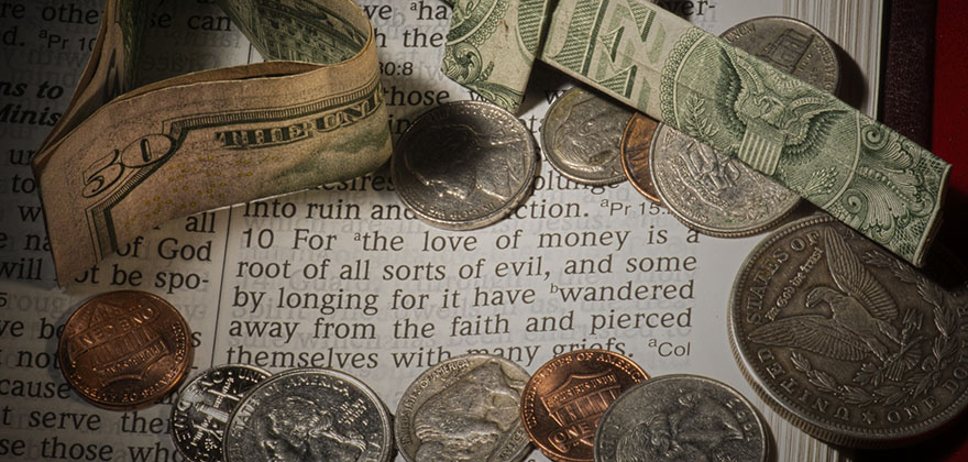 Tithing; Counting Your Blessings One By One