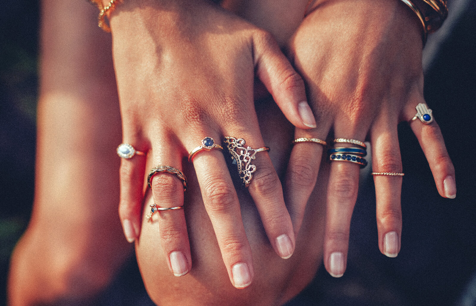 What Ring on Your Different Fingers Say About You