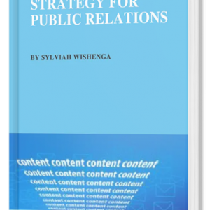 Communication Strategy for Public Relations Guide